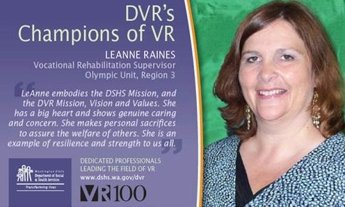 DVR's Champions of VR Leanne Raines
