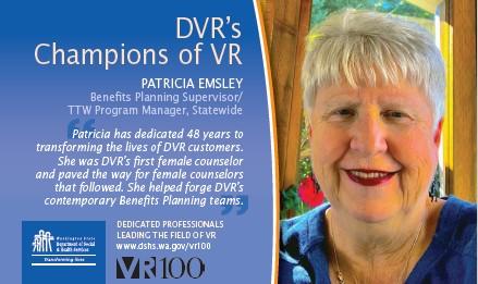 Image of champions of Patricia E