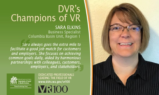 Image of champions of VR Sara E.