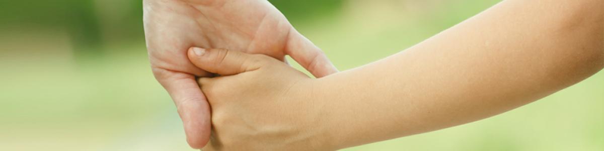 hand holding image